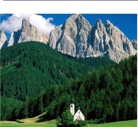 mountain (high)