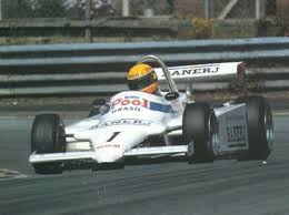 Ayrton the very limit UK 1983